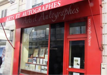 9 arts et Autographes1