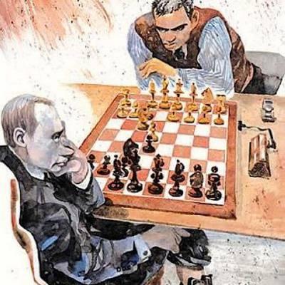 echecs-Poutine-Kasparov