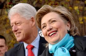30 hillary et Bill Clinton
